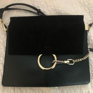 Chloe Medium Faye! Like New!